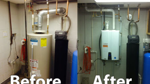 NJ water heater repair